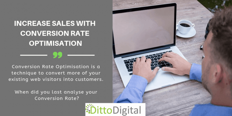 Conversion Rate Optimisation Experts