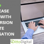 Low Conversion Rate Requires Conversion Rate Optimisation Large