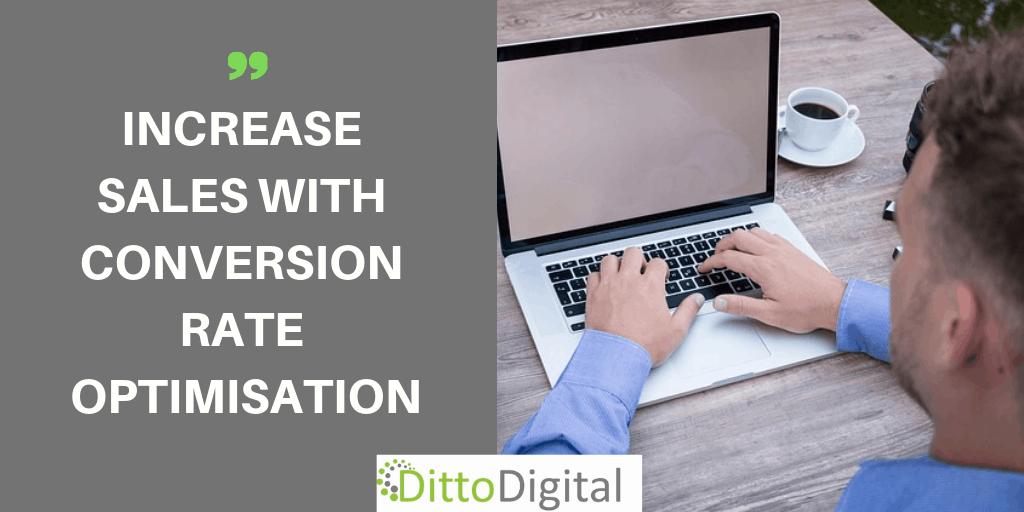 Conversion Rate Optimisation Large