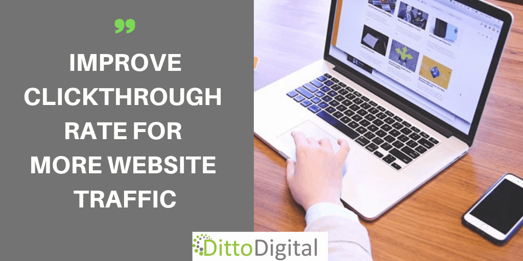 SEO High Wycombe - Improve click-through rate CTR
