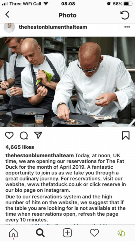 Instagram for Business - Heston-lg