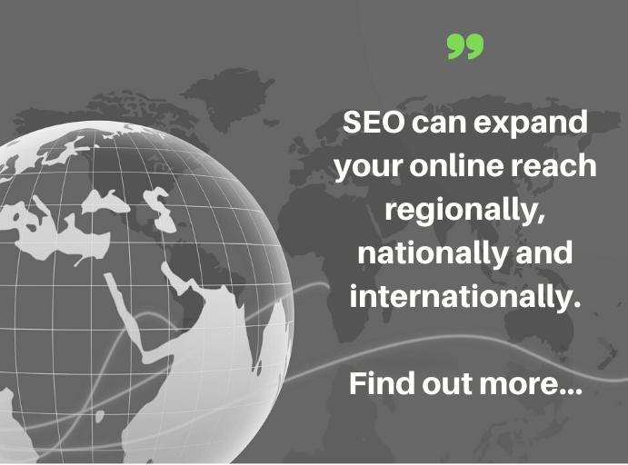 SEO expands online reach